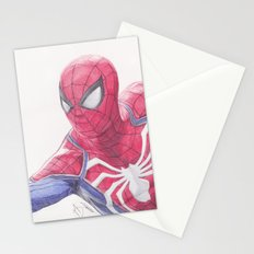 Spidey ps4 Ballpoint Pen Drawing Stationery Cards