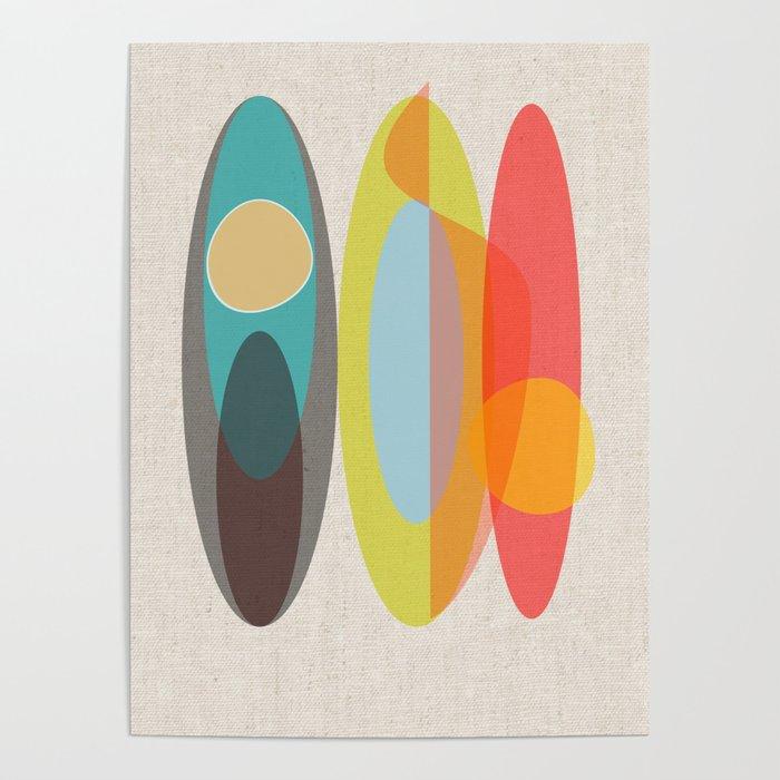 SURF  #Society6 #decor #buyArt Poster