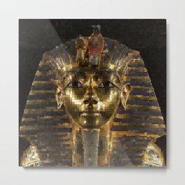 KingTut20150901 Metal Print