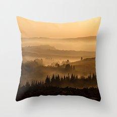 Land ESCAPE Throw Pillow