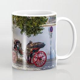 Cart Horse Coffee Mug
