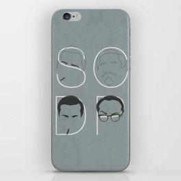 Sterling Cooper Draper Pryce iPhone Skin