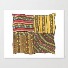 Pattern #2 Canvas Print