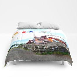 Shediac Lobster Comforters