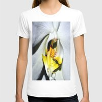 orchid T-shirts featuring orchid by  Agostino Lo Coco