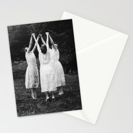 Women's Suffrage Pagent, 1920s Stationery Cards