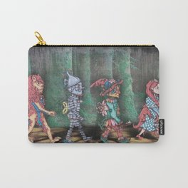 Yellow Brick Road Carry-All Pouch