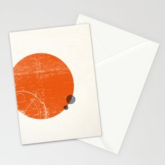 Mars I Stationery Cards