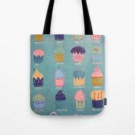 Pupcakes Tote Bag