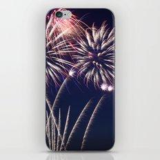 Night of Fire II iPhone & iPod Skin