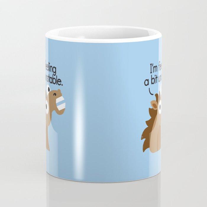 Trigger Warning Coffee Mug