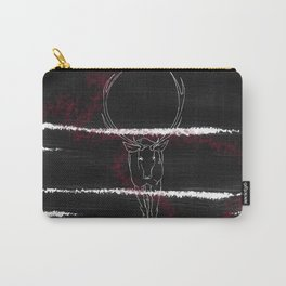 Stag in the Night Carry-All Pouch