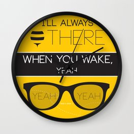 I´ll always be there Wall Clock