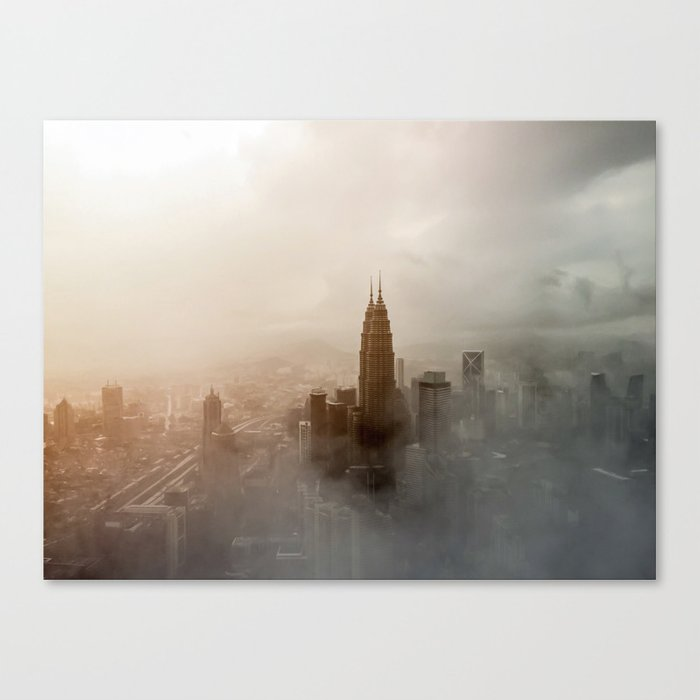 Kuala Lumpur, Malaysia Canvas Print