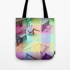 Any Colour You Like Tote Bag