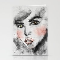 daria Stationery Cards featuring Daria Rose by lisalove