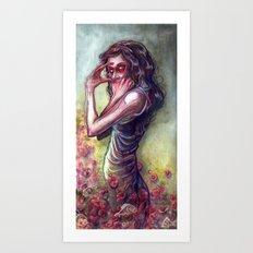 Volatile Art Print