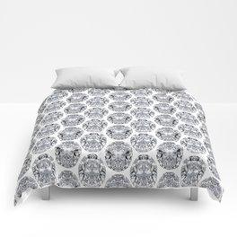 Oval Comforters
