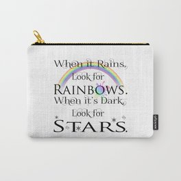 When it Rains... Carry-All Pouch