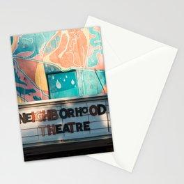 NEIGHBORHOOD THEATRE Stationery Cards
