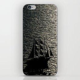 greece ship iPhone Skin