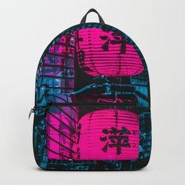 Japanese Cyberpunk Backpack