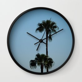 Summer Hot Wall Clock