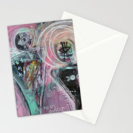 Moon Dancer Stationery Cards