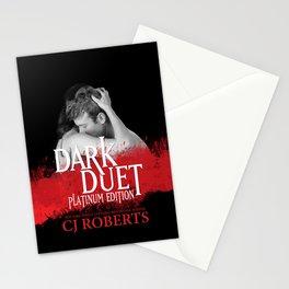 Dark Duet Stationery Cards