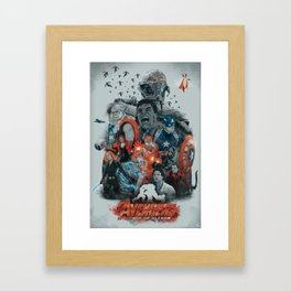 Age of ultron Framed Art Print