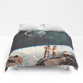 The Era of Understatement Comforters