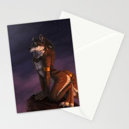 Twilight's Beacon Stationery Cards