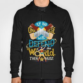 Defend your world v2 Hoody