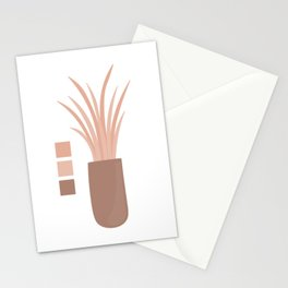Pallete Plant  Stationery Cards