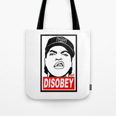 Disobey Cube Tote Bag