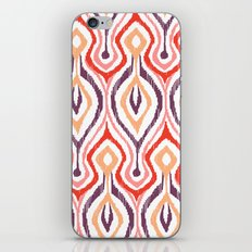 Sketchy Ikat - Nebula iPhone & iPod Skin