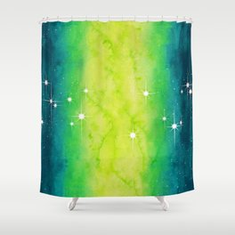 IR / ˹Mercury Power˼ Shower Curtain