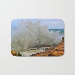 Super Wave Bath Mat