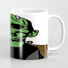 Frankenstein the Momster Coffee Mug