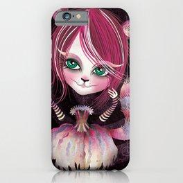 Cheshire Kitty iPhone Case
