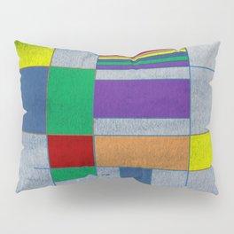Mid-Century Modern Art - Rainbow Pride 1.0 Pillow Sham