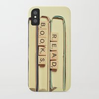 anaconda iPhone & iPod Cases featuring Read Books by Olivia Joy StClaire