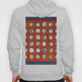 MARBLE - WOOD - CONCRETE - COTTON Hoody
