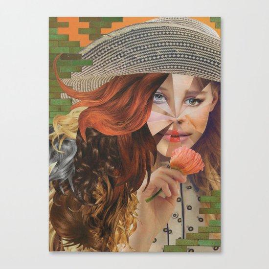 Collage 16 Canvas Print