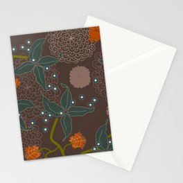 jungle delights chocolate Stationery Cards