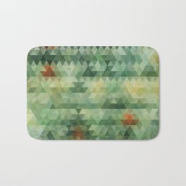 Abstract Composition 603 Bath Mat