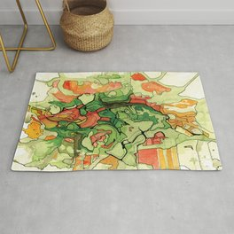 Mate' Cartography Rug