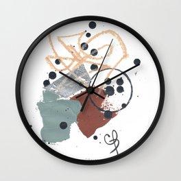 Houston Wall Clock