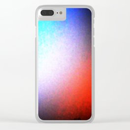 Something in my eyes. Clear iPhone Case
