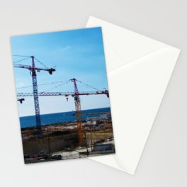 Marseilles Industrial Site Stationery Cards